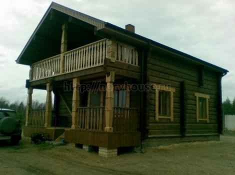 Дом в п. Чистое фото