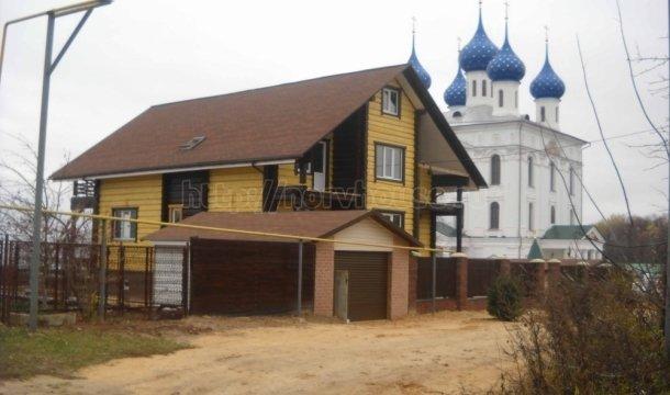 Дом в п. Катунки 270 кв.м. фото