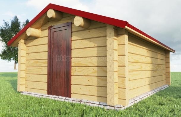 Гостевой домик 6-4 фото